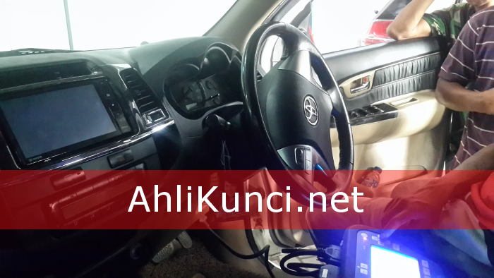 Ahli Kunci Immobilizer Toyota Tangerang