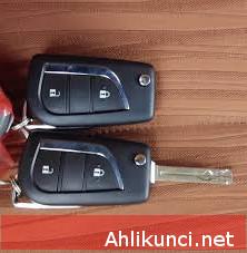 Casing Kunci Lipat Remote Mobil Toyota