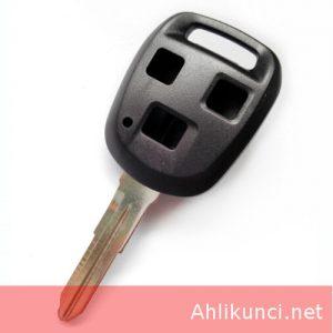 Casing Kunci Remote Mobil Isuzu 3 Tombol