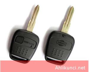 Casing Remote Nissan 1 Tombol