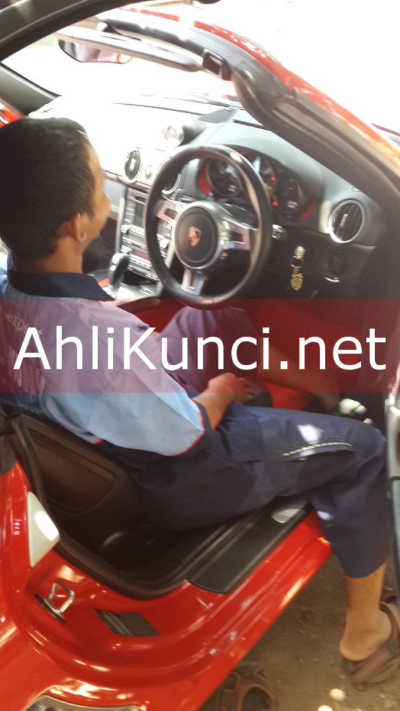 Duplikat Kunci Immobilizer Tangerang