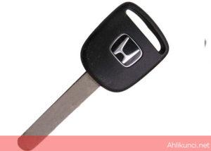 Kunci Mobil Honda Transponder key (Laser Blade) 8e