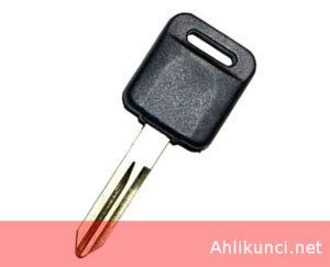Kunci Nissan Transponder Blank No Logo
