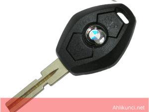 Kunci Remote Mobil BMW 2 track 315MHz, sistem CAS2