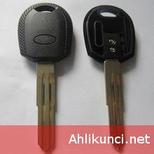 Kunci Transponder 1 Tombol Untuk Mobil KIA