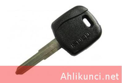 Kunci Transponder Isuzu