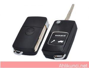 Casing Kunci Lipat Chevrolet 2 Tombol