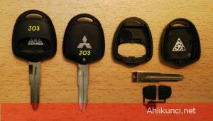 Casing Kunci Mitsubishi Grandis Mirage Standar