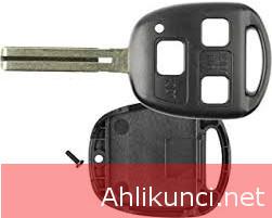 Casing Kunci MobiCasing Kunci Mobil Lexus 3 Tombol (pisau Pendek)l Lexus 3 Tombol (pisau Pendek) - Copy