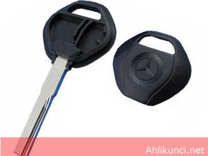 Casing Kunci Mobil Transponder Mercedes Benz HU64