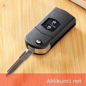 Casing Remote Kunci Lipat Mobil Mazda 2 Tombol