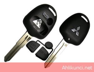 Casing Remote Kunci Mobil Mitsubishi MIT8 blade
