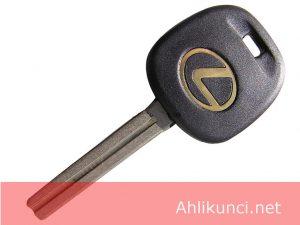 Kunci Blank Mobil Lexus Transponder