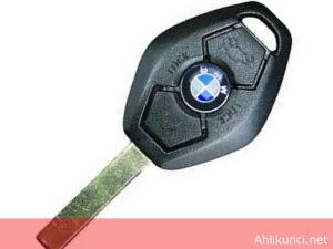 Kunci Mobil BMW Remote Key 2 Track 315mhz