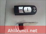 Kunci Remote Mobil Mazda
