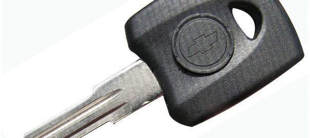 Kunci Transponder Chevrolet